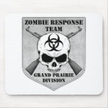 Zombie Response Team: Grand Prairie Division Mouse Pad