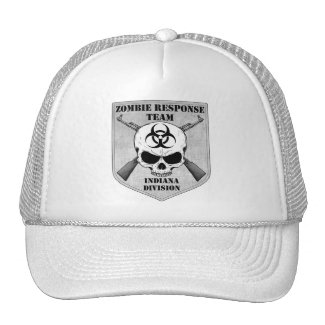 Zombie Response Team: Indiana Division Mesh Hat