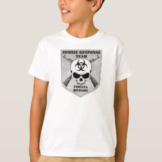 Zombie Response Team: Indiana Division T-Shirt