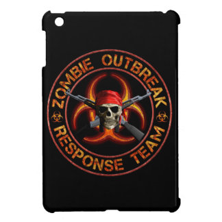 Zombie Response Team iPad Mini Cover