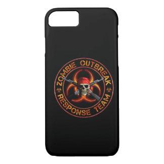 Zombie Response Team iPhone 7 Case