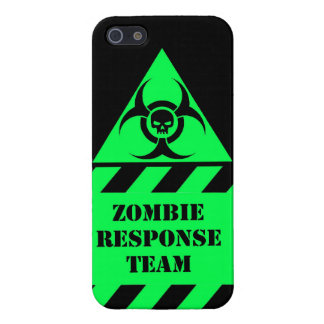 Zombie response team keep calm and kill zombies case for iPhone 5/5S