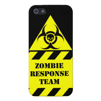 Zombie response team keep calm and kill zombies fu case for iPhone 5