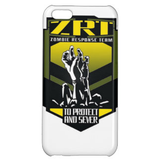 Zombie response team keep calm and kill zombies fu iPhone 5C cover