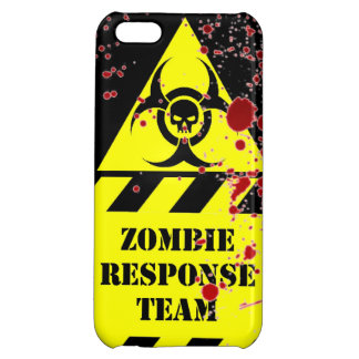 Zombie response team keep calm and kill zombies fu iPhone 5C covers