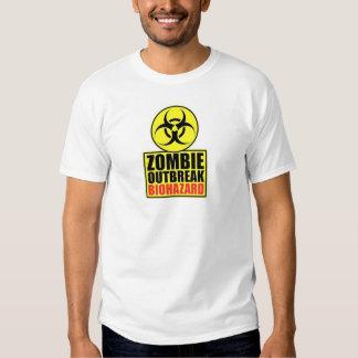 Zombie response team keep calm and kill zombies fu tshirt