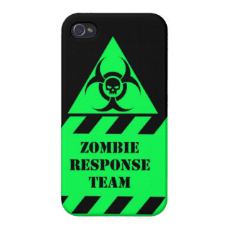 Zombie response team keep calm and kill zombies iPhone 4/4S covers