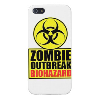 Zombie response team keep calm and kill zombies iPhone 5/5S cover