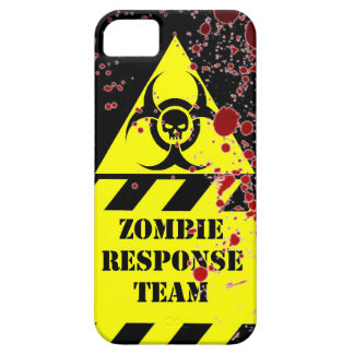 Zombie response team keep calm and kill zombies iPhone 5 cases