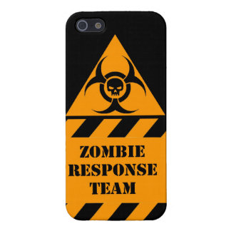 Zombie response team keep calm and kill zombies iPhone 5 cover