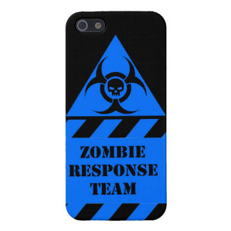Zombie response team keep calm and kill zombies iPhone 5 covers
