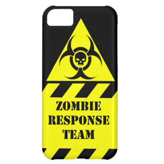 Zombie response team keep calm and kill zombies iPhone 5C cases