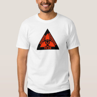 Zombie response team keep calm and kill zombies t shirts