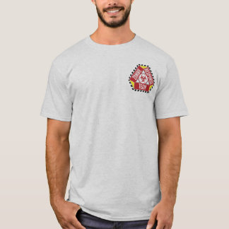 Zombie Response Team (Light) T-Shirt