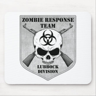 Zombie Response Team: Lubbock Division Mouse Pad