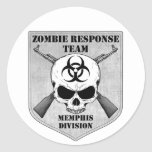 Zombie Response Team: Memphis Division Sticker