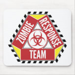 Zombie Response Team Mousepads