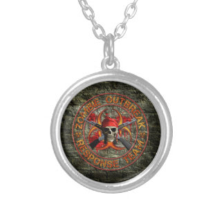 Zombie Response Team Custom Necklace
