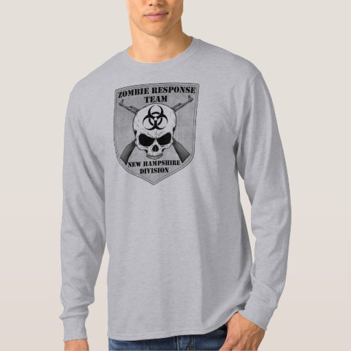 Zombie Response Team: New Hampshire Division T-Shirt