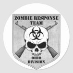 Zombie Response Team: Ohio Division Sticker