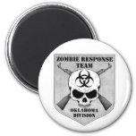 Zombie Response Team: Oklahoma Division Refrigerator Magnet