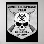 Zombie Response Team: Oklahoma Division Poster