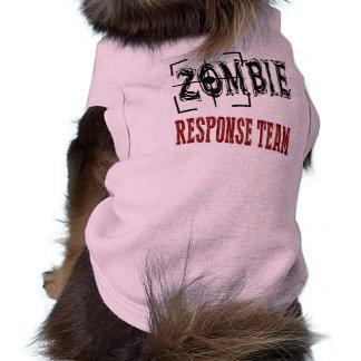 Zombie Response Team (pink) Shirt