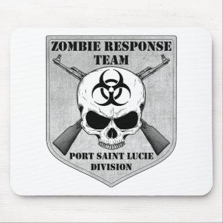 Zombie Response Team: Port Saint Lucie Division Mouse Pad