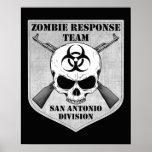 Zombie Response Team: San Antonio Division Print