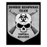 Zombie Response Team: Topeka Division Poster