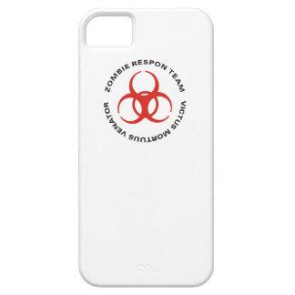 zombie Response Team Victus Mortuus Venator iPhone SE/5/5s Case
