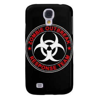 Zombie Response Team Walking Walkers Dead Galaxy S4 Case