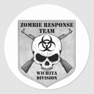 Zombie Response Team: Wichita Division Stickers