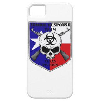 Zombie Response Texas Division Iphone case