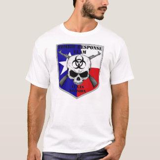 ZOMBIE RESPONSE TEXAS DIVISION T-Shirt