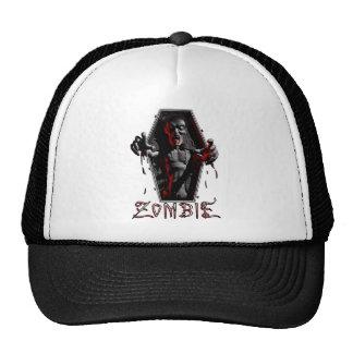 Zombie Rises Trucker Hat