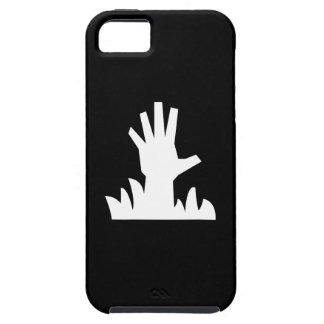 Zombie Rising Pictogram iPhone 5 Case