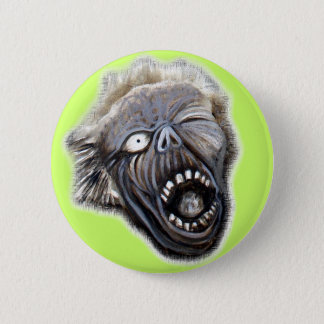 Zombie Rising Pinback Button