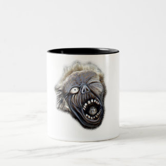 Zombie Rising Two-Tone Coffee Mug