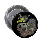 Zombie Robot Button