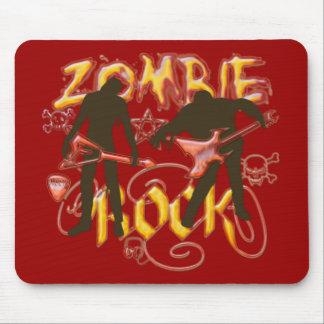 Zombie Rock Mouse Pad