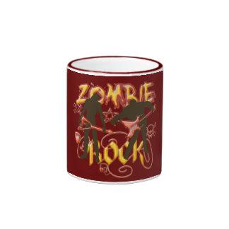 Zombie Rock Ringer Coffee Mug
