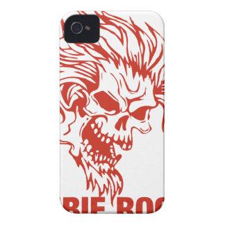 Zombie Rocker - Rock-N-Roll iPhone 4 Case