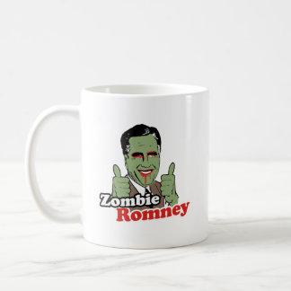 Zombie Romney Classic White Coffee Mug