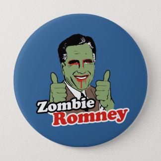 Zombie Romney.png Pinback Button