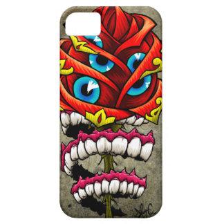 Zombie Rose iPhone 5 Cases