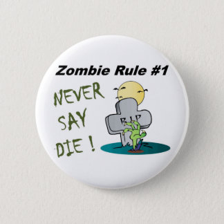 Zombie Rule Full Button