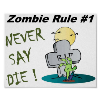 Zombie Rule Full Poster