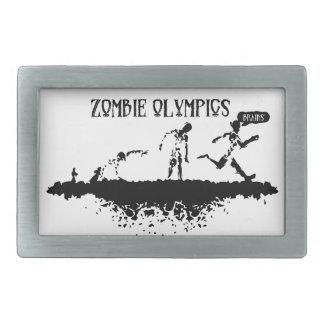 Zombie Run Belt Buckle