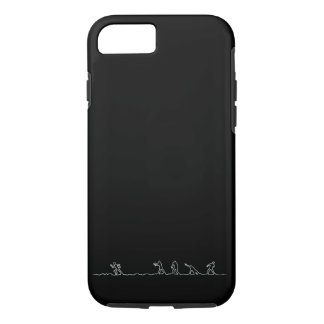Zombie run iPhone 7 case